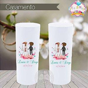 Copo Long Drink Personalizado Casamento