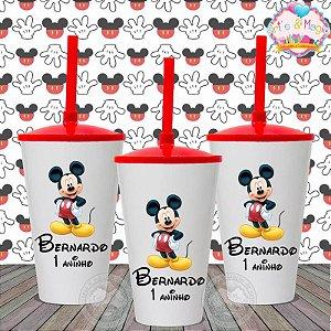 Copo twister Personalizado Mickey