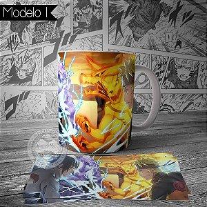 Caneca Personalizada Naruto