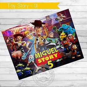 Quebra Cabeça Personalizado Toy Story