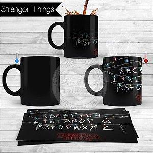 Caneca Mágica Stranger Things