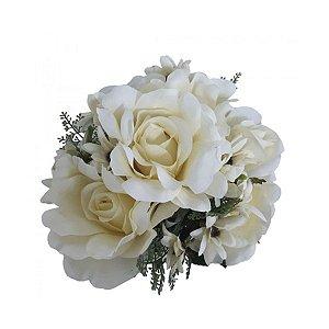Essência Aroma Rosas Brancas 100ml