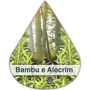 Essência Silver Bambu Alecrim DM
