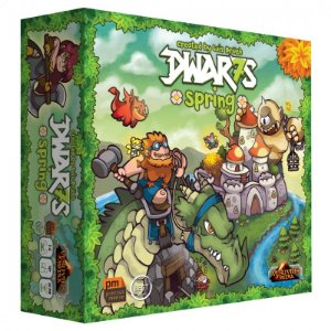 Dwar7s Spring (Pré-venda)
