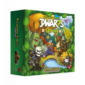 Dwar7s Spring Enchanted Forest - Expansão (Pré-venda)