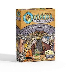 Orléans - Comércio & Intriga (Pré-Venda)