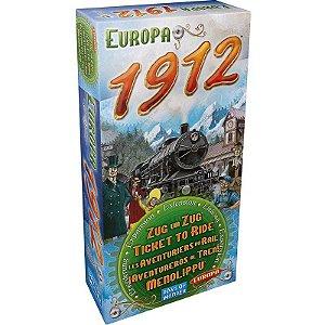 Ticket to Ride: Europa 1912 (Expansão) (Venda Antecipada)
