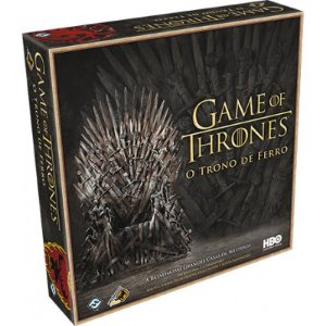 GAME OF THRONES O TRONO DE FERRO