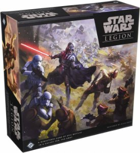 STAR WARS: LEGION - JOGO BASE