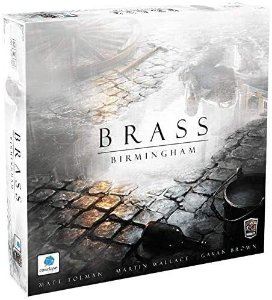 Brass: Birmingham + Sleeve (PRÉ-VENDA)