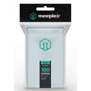 SLEEVE MEEPLEBR EURO (59X92MM)