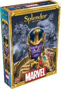 Splendor Marvel + Sleeves