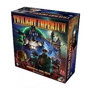 Twilight Imperium (4ª Edição): Profecia dos Reis + Sleeves