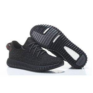Tênis Adidas Yeezy Boost 350 - Preto e Cinza