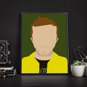 Jesse Pinkman - Breaking Bad - Minimalista