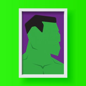 Hulk - Minimalista