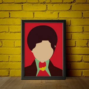 Paul McCartney - Beatles - Minimalista