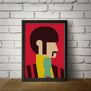Ringo Starr - Beatles - Minimalista