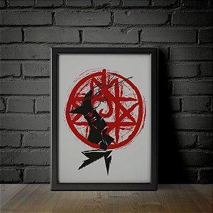 Blood Rune - Fullmetal Alchemist