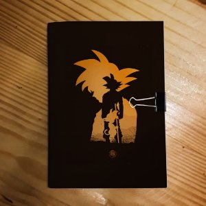 Caderno - DBZ (Goku)