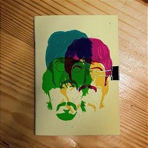Caderno - Beatles (Fab4)
