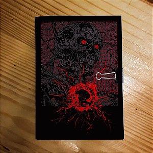 Caderno - O Exterminador do Futuro (Terminator)