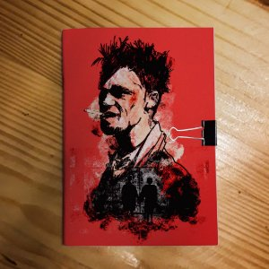 Caderno - Fight Club