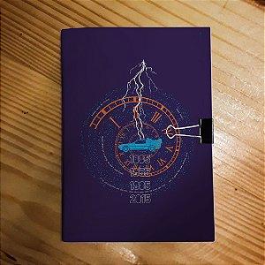 Caderno - De volta para o Futuro