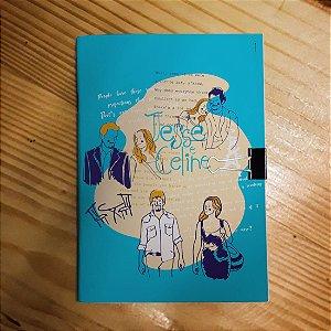 Caderno - Antes do Por do Sol