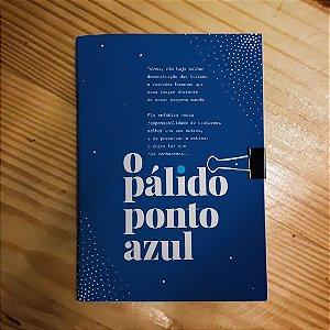 Caderno - Carl Sagan (Ponto Azul)