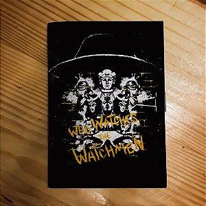 Caderno - Watchmen