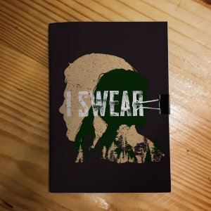 Caderno - The Last of Us