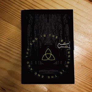 Caderno - Dark (End)