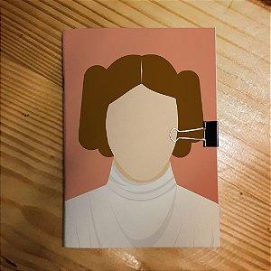Caderno - Leia (Minimalista)