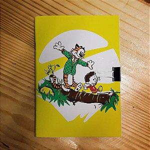 Caderno - Shazam e Malhado
