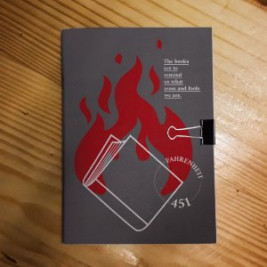 Caderno - Fahrenheit