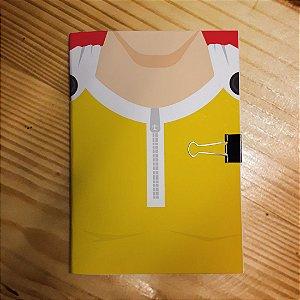 Caderno - Minimalista (Saitama)