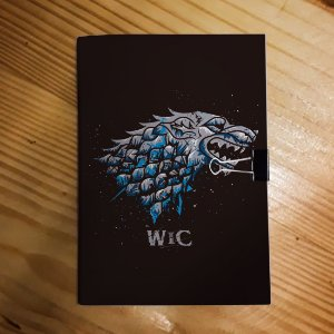 Caderno - Game of Thrones (WiC)