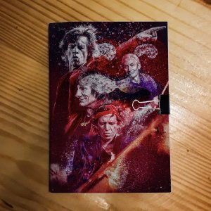 Caderno - Rolling Stones