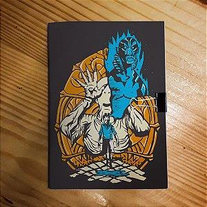 Caderno - Monstros