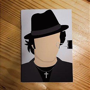 Caderno - Rocky (Minimalista)