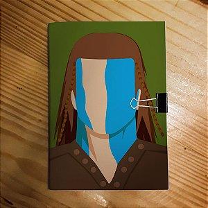 Caderno - William Wallace (Minimalista)