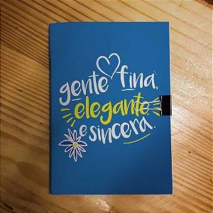 Caderno - Gente Fina (Lulu Santos)
