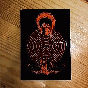 Caderno - O Labirinto do Faúno