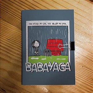 Caderno - Babayaga (John Wick)