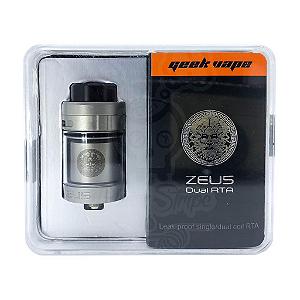 Atomizador Zeus Dual RTA - Geek Vape