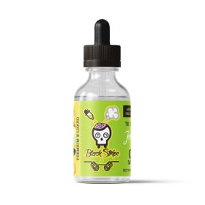 Black Stripe John Lemon 30ml (0mg)