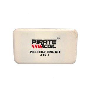 Coil Prebuilt Kit 4 in 1 - Pirate