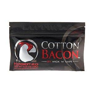 Algodão Cotton Bacon - By Wick 'N' Vape Version 2.0 (Unitário)