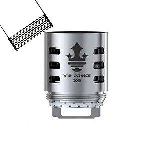 Bobina TFV12 Prince X6 - MESH - Smok (unitária)